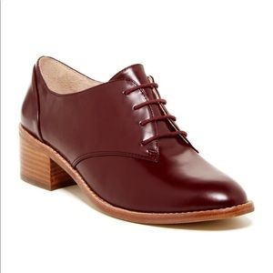 Louise et Cie Fernanda Leather Oxford Cordovan